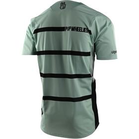Troy Lee Designs Skyline SS Jersey Youth, zielony/czarny